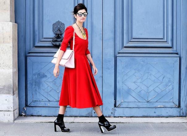 День святого Валентина: 14 червоних суконь для святкового образу