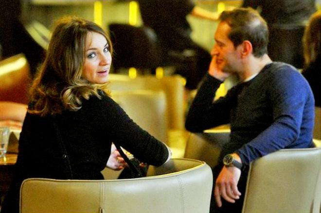 Костянтин Хабенський і Ольга Литвинова