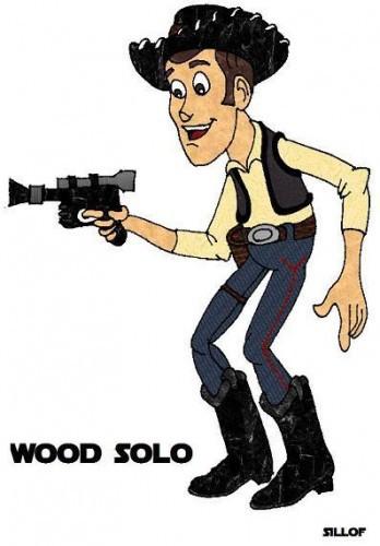 Чтобы было если бы фильм Звездные войны снимала компания Pixar