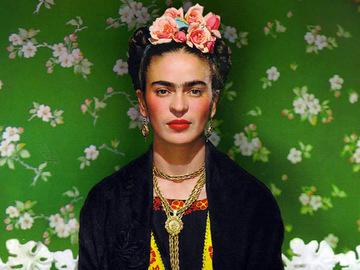 Жизнь в красном цвете: Фрида Кало
