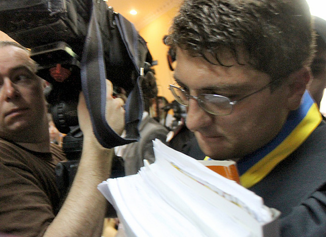 Тимошенко і Кірєєв