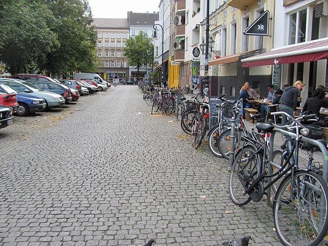 Где рай для велосипедистов: Берлин
