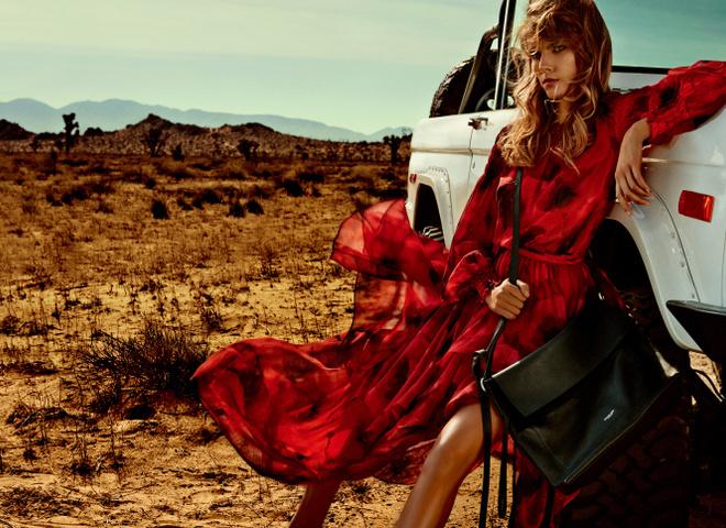 Марина Линчук для Vogue Japan