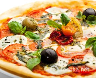 Как приготовить вкусно пиццу в духовке рецепт