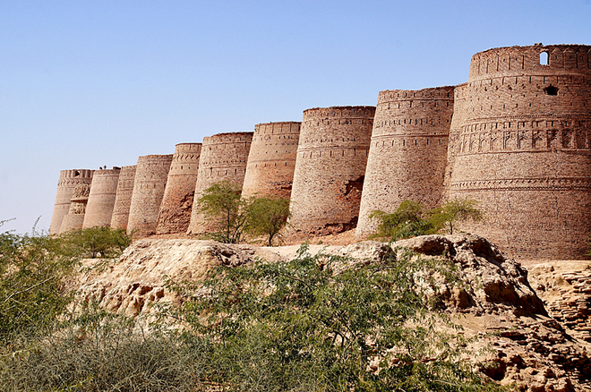 фортеця Деравар