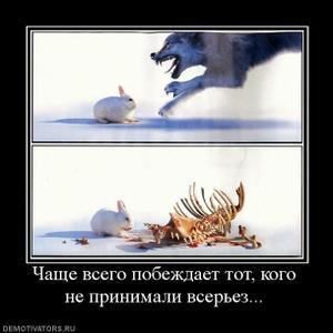 У кролей много скрытых талантов:)