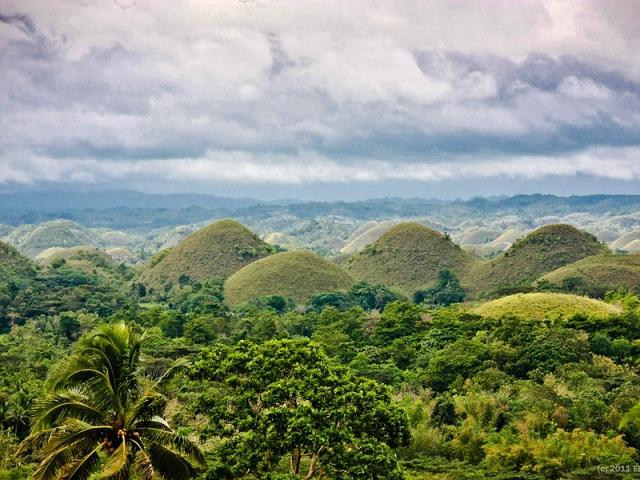 Філіппіни пляжі: Chocolate Hills