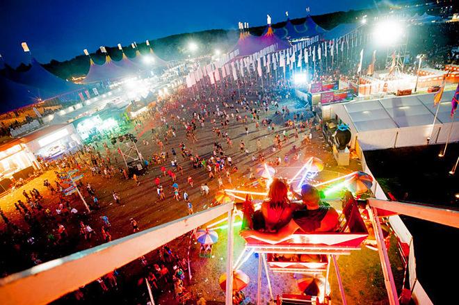 Подорож на музичний фестиваль: Pukkelpop Festival