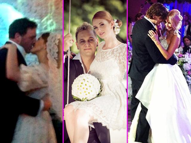Ольга литвинова фото свадьбы