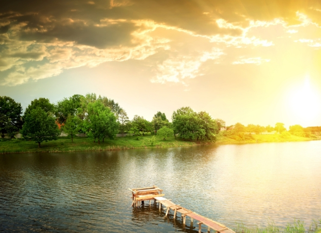 самые красивые озера Украины