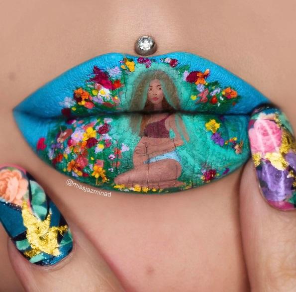 Мистецтво на губах