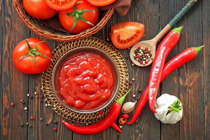 Кетчуп из помидор на зиму: домашний вкус