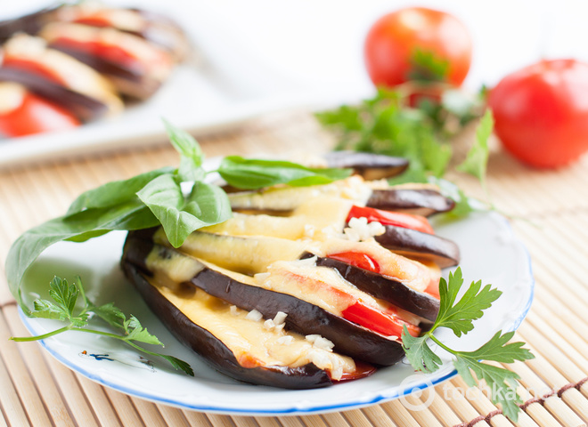 Топ-10 блюд из баклажанов, Закуски из баклажанов
