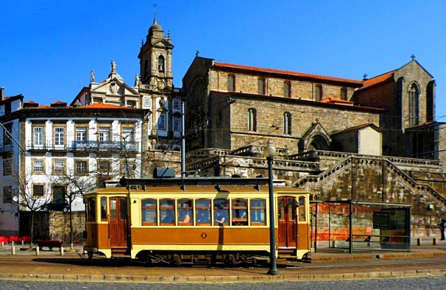 Що потрібно зробити в Порту: старий трамвай