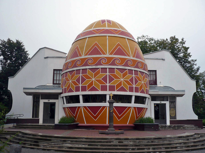 Куди поїхати на Великдень: Музей писанки (Коломия)