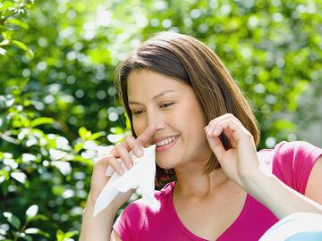 Народні засоби від алергічного нежитю, перевірені часом