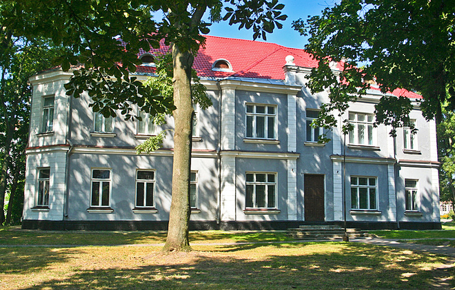 Володимир Волинський, визначні пам'ятки: Будівля історичного музею