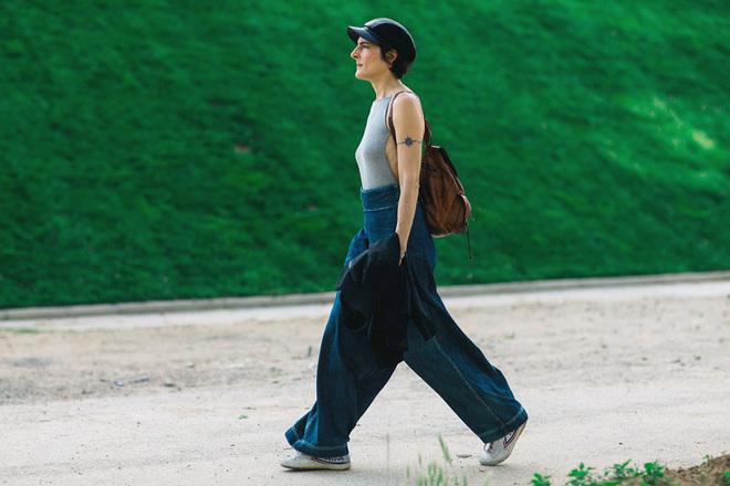 Streetstyle на Неделе мужской моды в Париже SS 2017