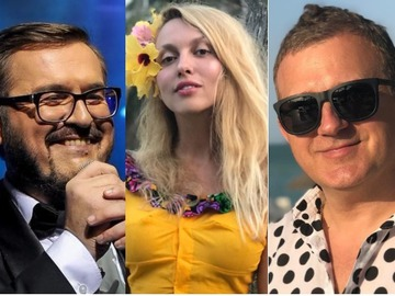Пономарьов, Полякова, Горбунов