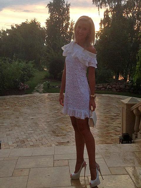 Ольга Бузова, річниця весілля