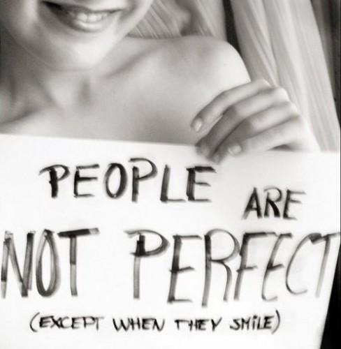 Будьте идеальными!
