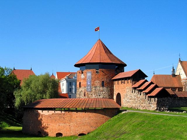 Цікаві місця Литви: Каунаський замок