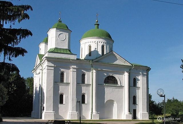 Георгиевский (Успенский) собор, Канев
