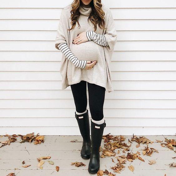 Беременные образы на осень