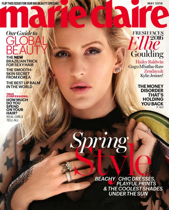 Marie Claire May 2016