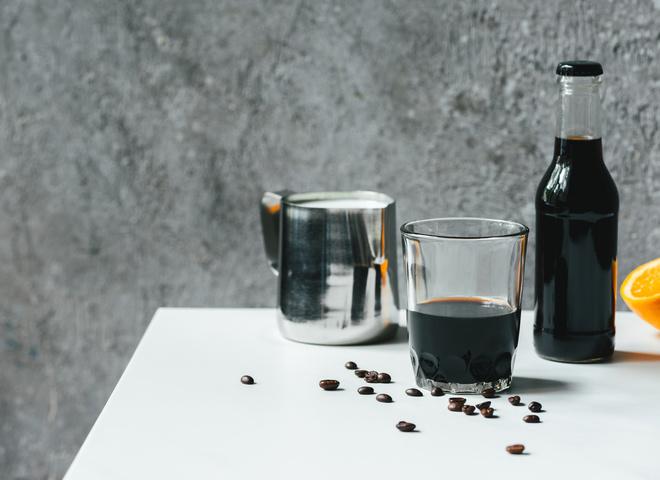 От кофе уменьшается грудь