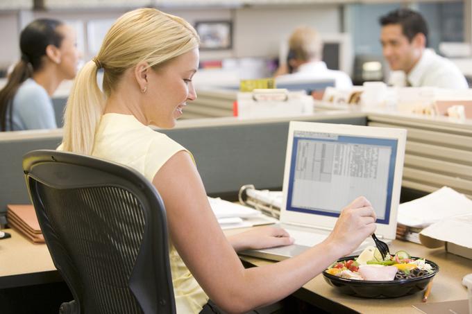 Здорове харчування в офісі