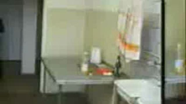 Сборник секса студентов в туалете, снятый на скрытую ...