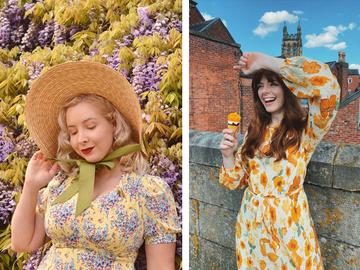 На кого підписатися в Instagram: модні блогери в стилі ретро