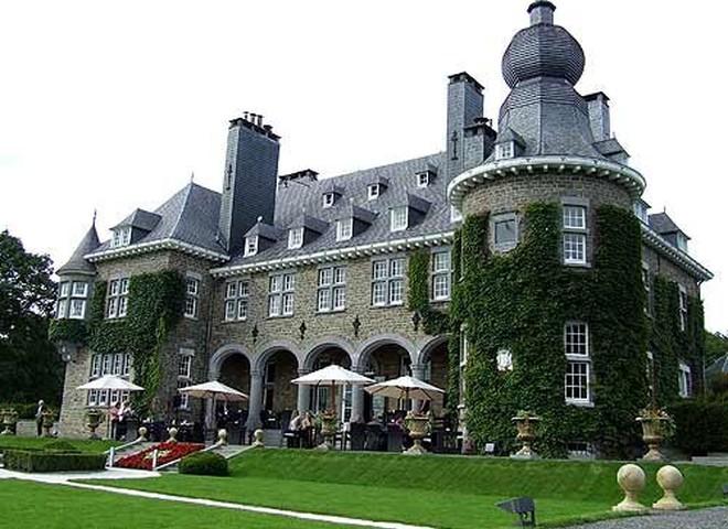 Спа – курорт для аристократів