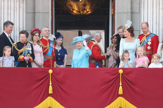 королевская семья Велиборитании