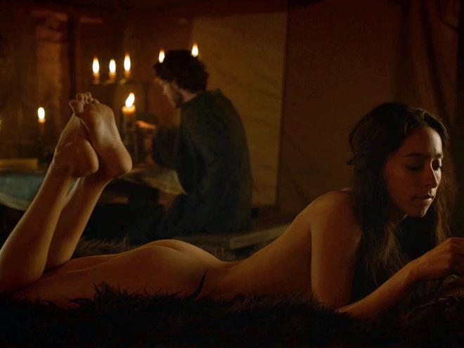 Секс сцены сериала игрв престолов