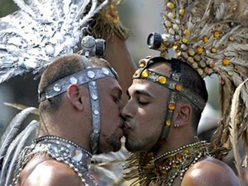 В Москве пройдет гей-парад