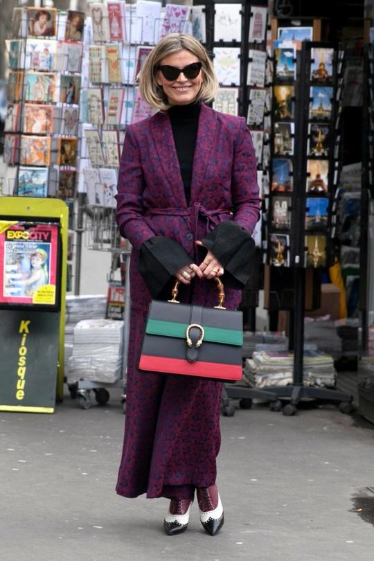 Тиждень моди в Парижі: street style