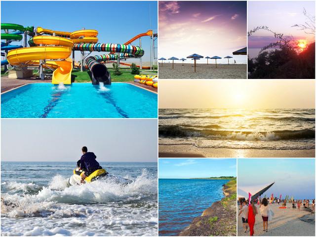 Куда поехать на море летом 2016 в Украине