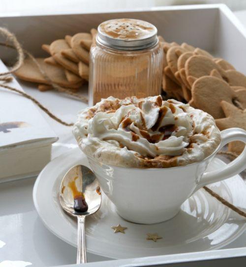 кава з імбирем