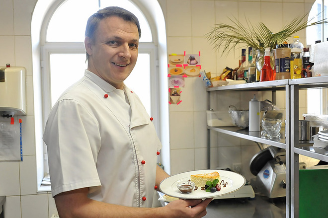 Кулинарный мастер-класс с шеф-поваром (десерт)