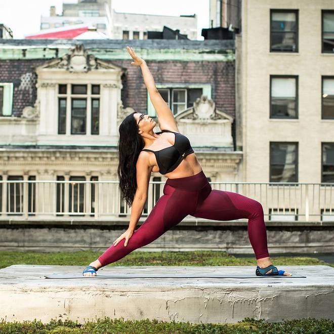 Nike зняв в кампейні моделей plus-size: Клер Фаунтейн