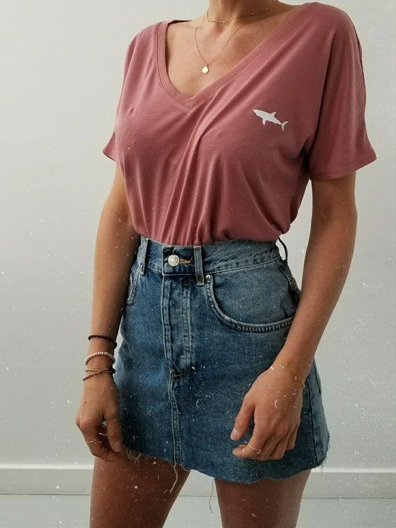 Самые модные футболки на лето 2018