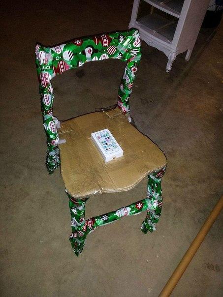 Самая оригинальная упаковка подарка