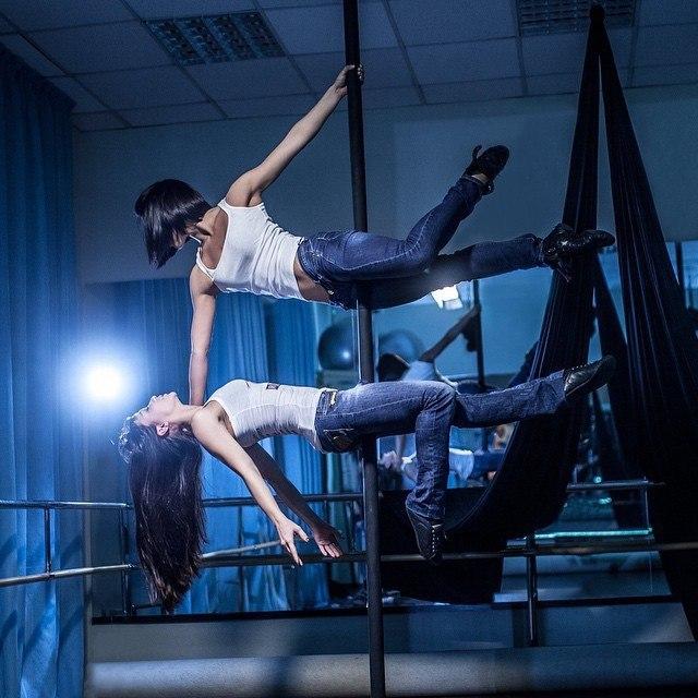 Танець на пілоні: Наталія Татаринцева