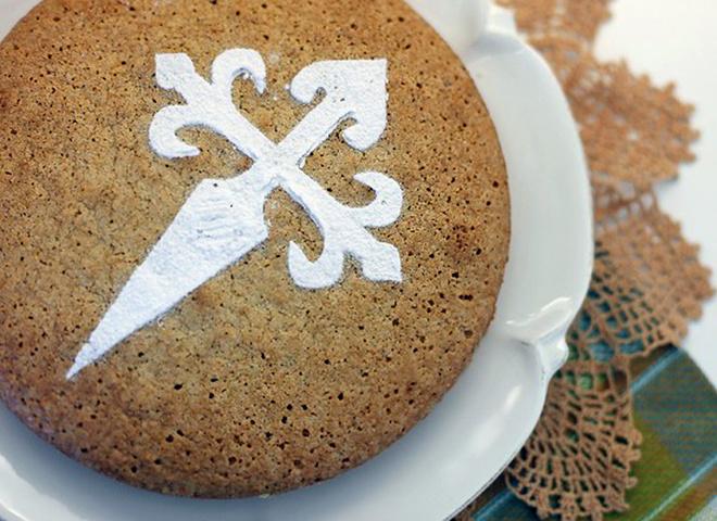 Тарта де Сантьяго (Галисийский пирог без муки)