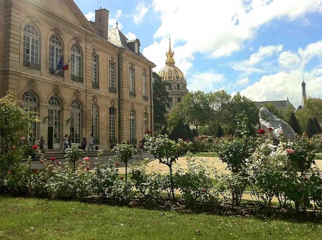 Північ у Парижі: Музей Родена