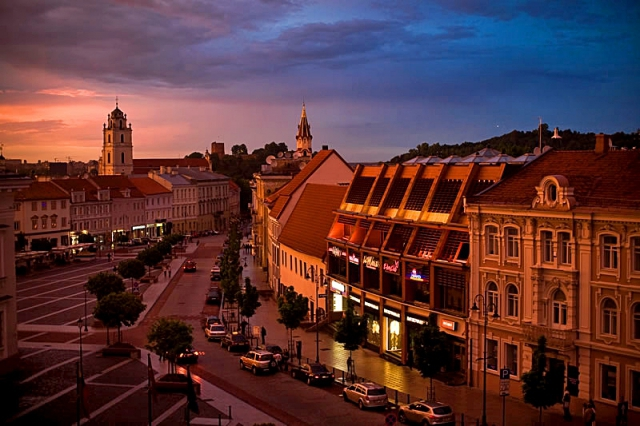 Неделя Прибалтики: Вильнюс