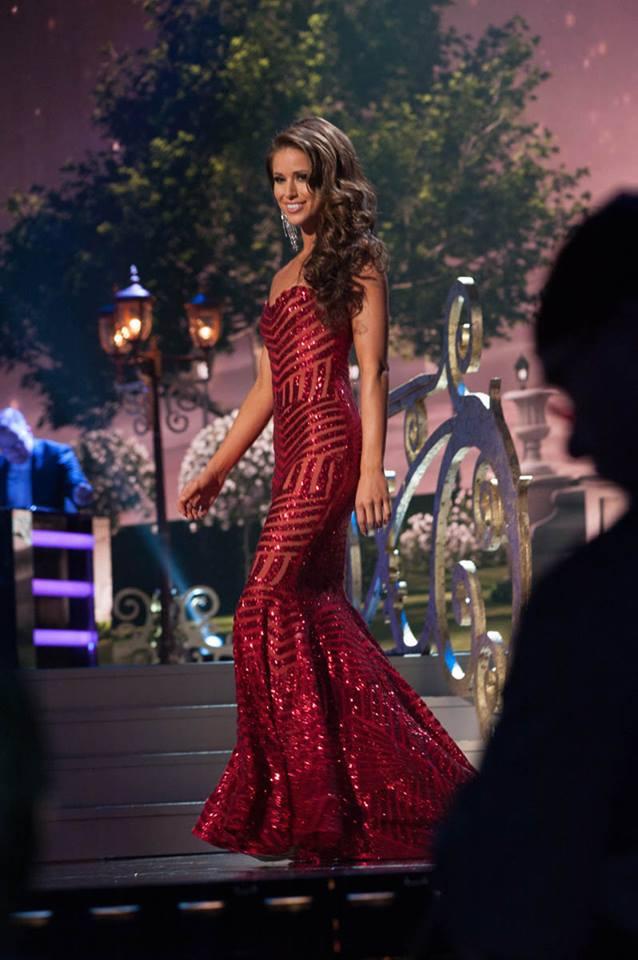 """Пятерка финалисток """"Мисс Вселенная 2014"""""""