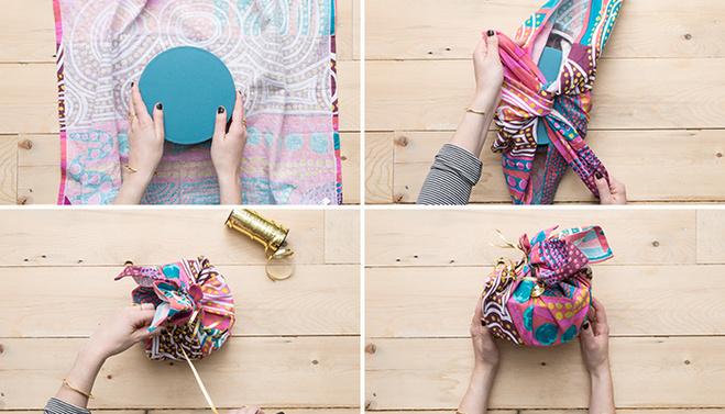 Як упакувати новорічний подарунок: 10 способів оригінальної упаковки з паперу - tochka.net